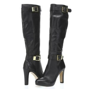 Women's Louise et Cie black knee high boots